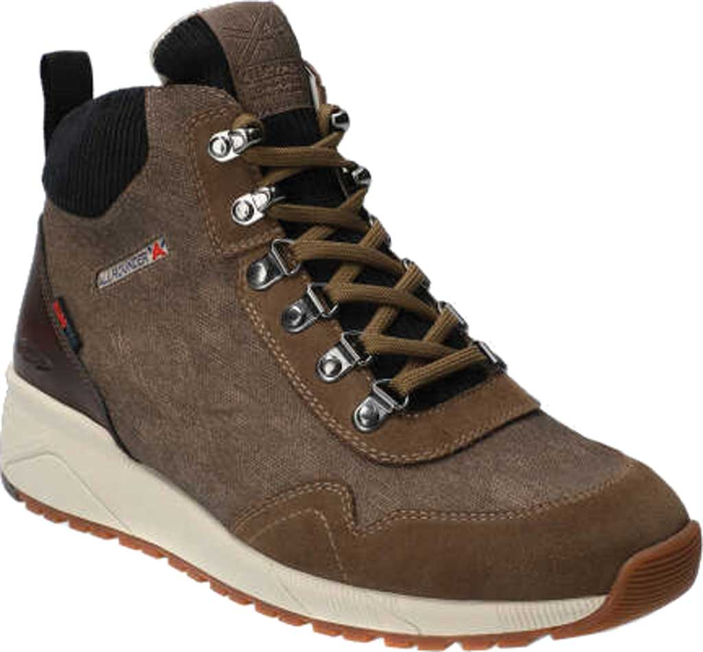 Men's Allrounder by Mephisto Shadow Tex Winter Boot, Dark Sand Suede/Textile, large, image 1