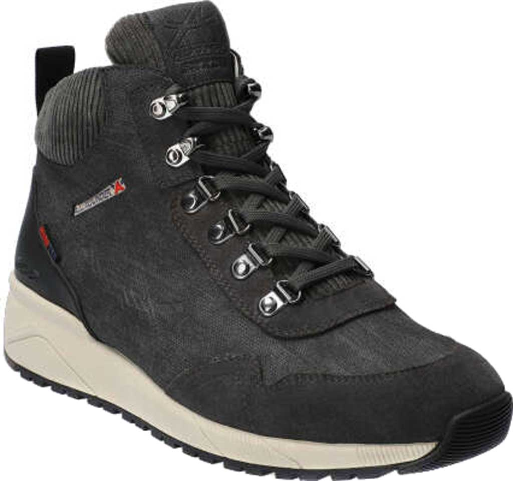 Men's Allrounder by Mephisto Shadow Tex Winter Boot, Shark Suede/Textile, large, image 1