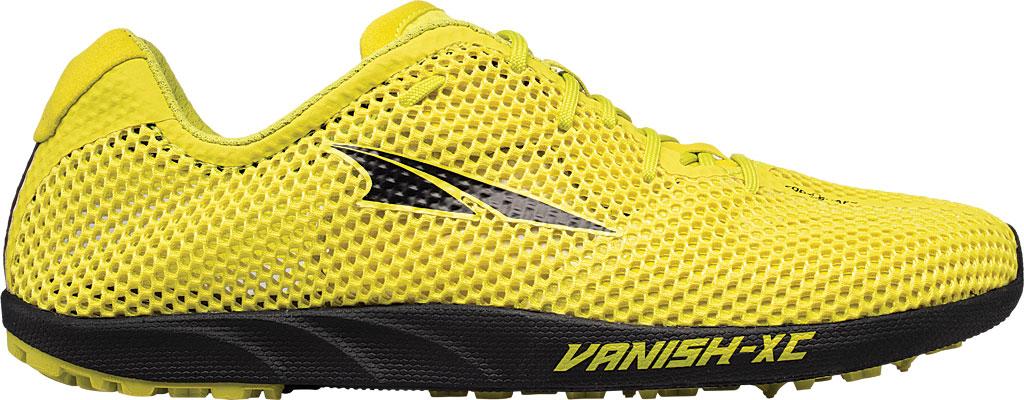 Women's Altra Footwear Vanish XC Running Shoe, Lime/Black, large, image 1