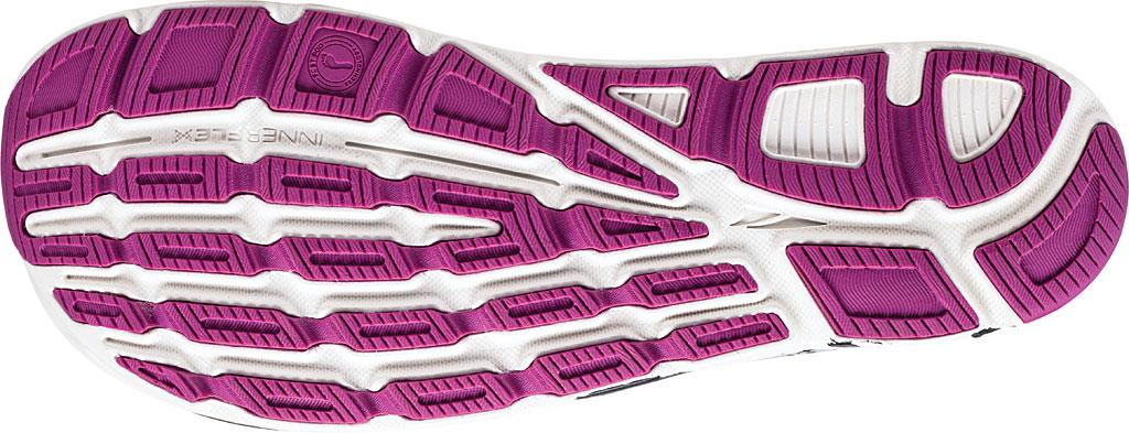 Women's Altra Footwear Torin 4 Running Shoe, Gray/Purple, large, image 4