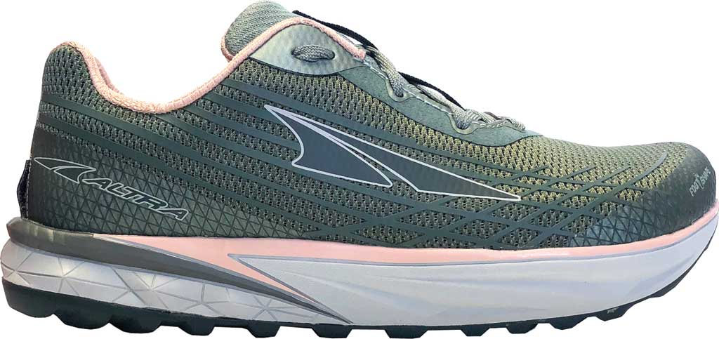 Women's Altra Footwear Timp 2 Trail Running Shoe, Lily Pad, large, image 1
