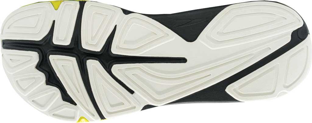 Men's Altra Footwear Paradigm 5 Running Sneaker, Black/Lime, large, image 4