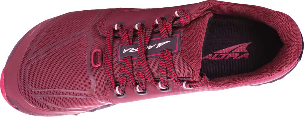Women's Altra Footwear Superior 4.5 Trail Running Shoe, Black/Pink, large, image 3