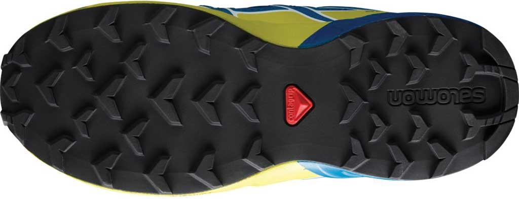 Children's Salomon Speedcross Trail Running Shoe, Tropical Peach/Apple Butter/Living Coral, large, image 4