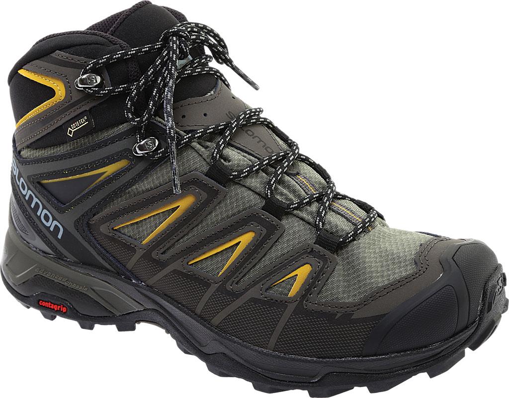 Men's Salomon X Ultra 3 Mid GOR-TEX Hiking Shoe, , large, image 1