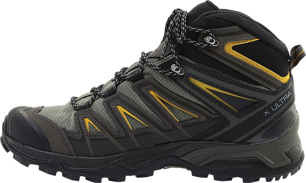 Men's Salomon X Ultra 3 Mid GOR-TEX Hiking Shoe, , large, image 3