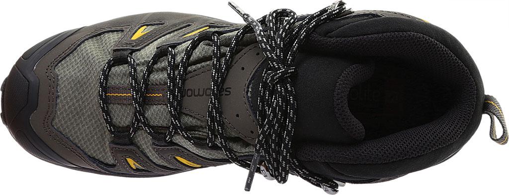 Men's Salomon X Ultra 3 Mid GOR-TEX Hiking Shoe, Black/India Ink, large, image 5