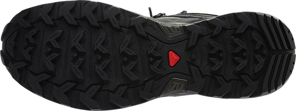 Men's Salomon X Ultra 3 Mid GOR-TEX Hiking Shoe, Black/India Ink, large, image 6