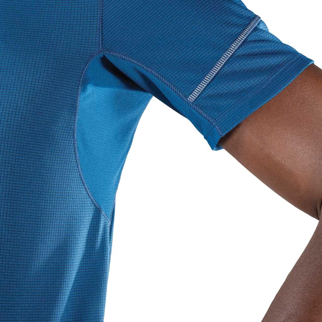 Men's Salomon Agile Short Sleeve Tee, , large, image 3