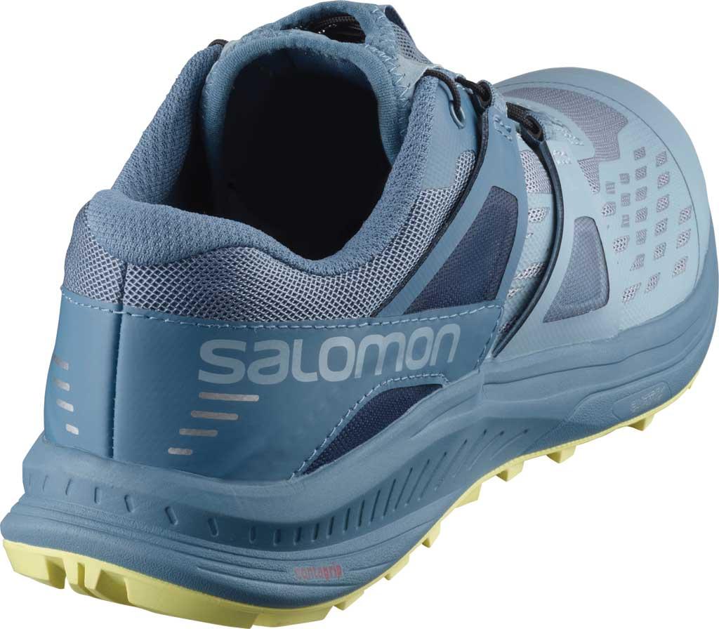 Women's Salomon Ultra Pro Running Sneaker, Ashley Blue/Copen Blue/Charlock, large, image 2