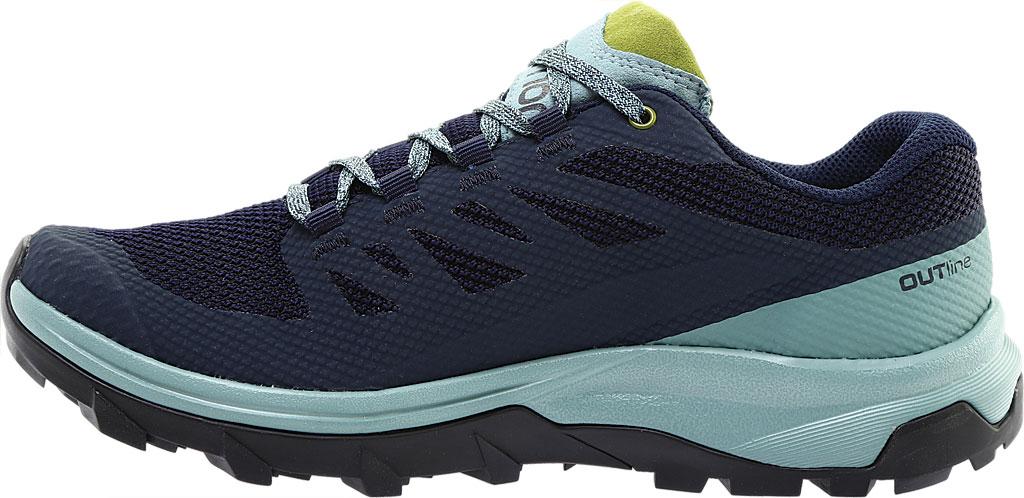 Women's Salomon OUTline GTX Hiking Shoe, , large, image 3