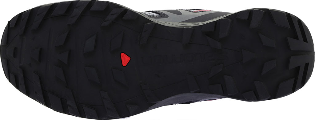 Women's Salomon X Crest Hiking Boot, Alloy/Ebony/Malaga, large, image 6