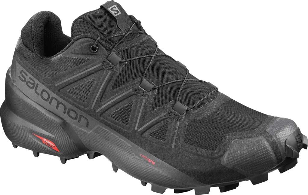 Men's Salomon SpeedCross 5 Trail Shoe, , large, image 1