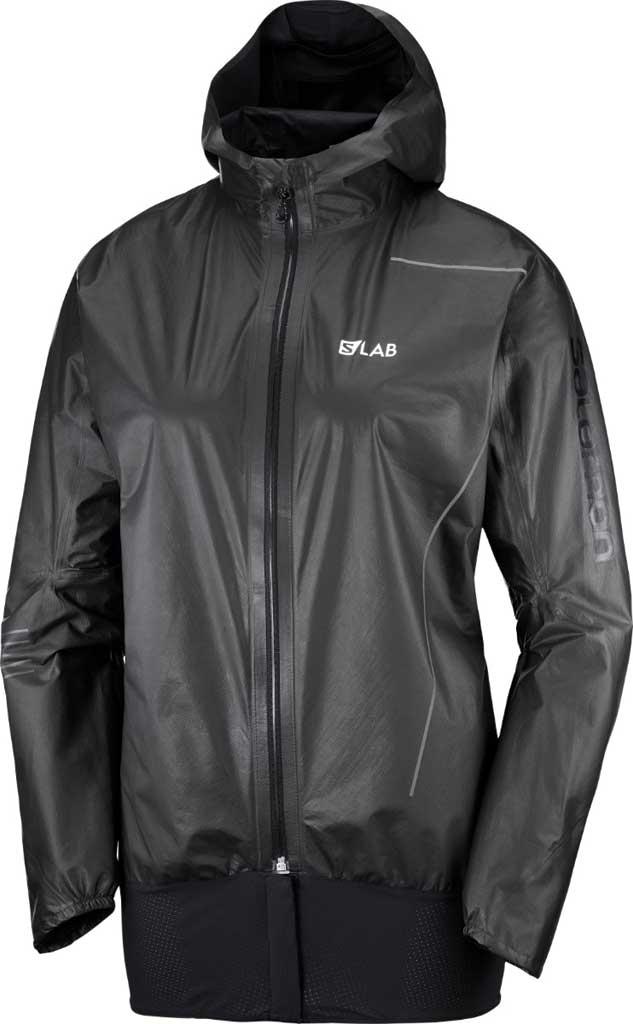 Women's Salomon S/Lab Motionfit 360 Jacket, Black, large, image 1
