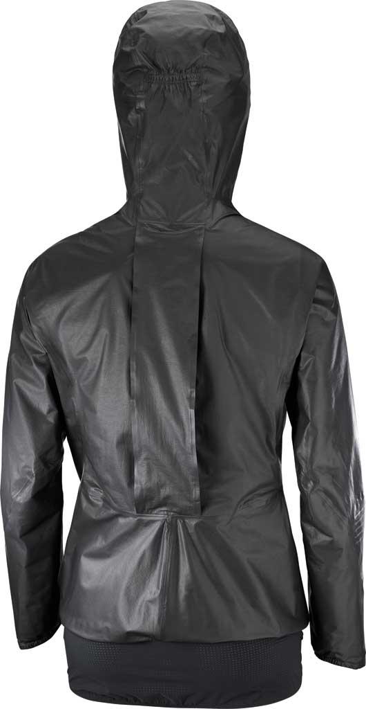 Women's Salomon S/Lab Motionfit 360 Jacket, Black, large, image 2