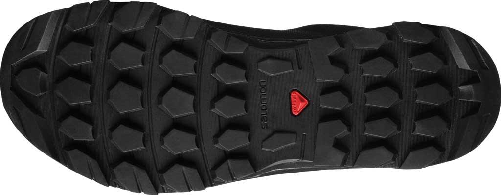 Women's Salomon Vaya GORE-TEX Hiking Shoe, Black/Balsam Green/Black, large, image 4