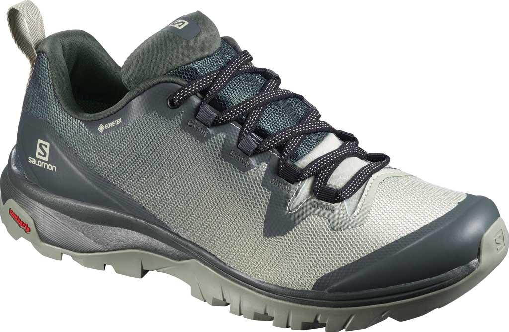 Women's Salomon Vaya GORE-TEX Hiking Shoe, Urban Chic/Mineral Gray/Shadow, large, image 1