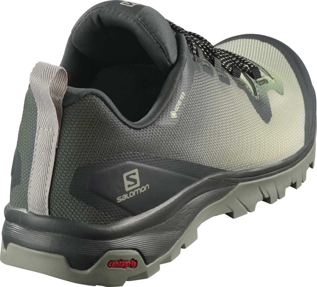 Women's Salomon Vaya GORE-TEX Hiking Shoe, Urban Chic/Mineral Gray/Shadow, large, image 2