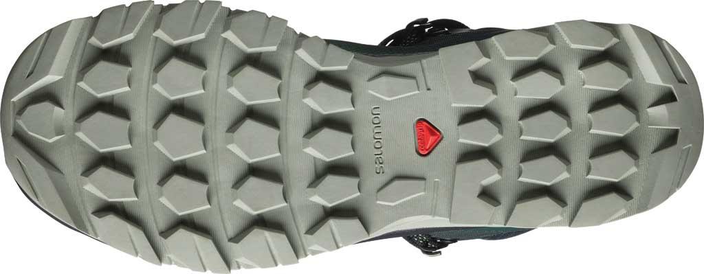 Women's Salomon Vaya Mid GORE-TEX Hiking Boot, Green Gables/Spruce Stone/Shadow, large, image 4