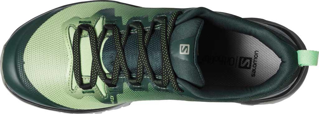 Women's Salomon Vaya Hiking Shoe, Green Gables/Spruce Stone/Shadow, large, image 3