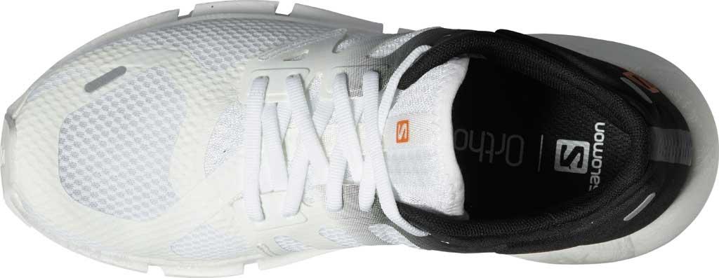 Women's Salomon Predict 2 Running Sneaker, White/Black/White, large, image 3