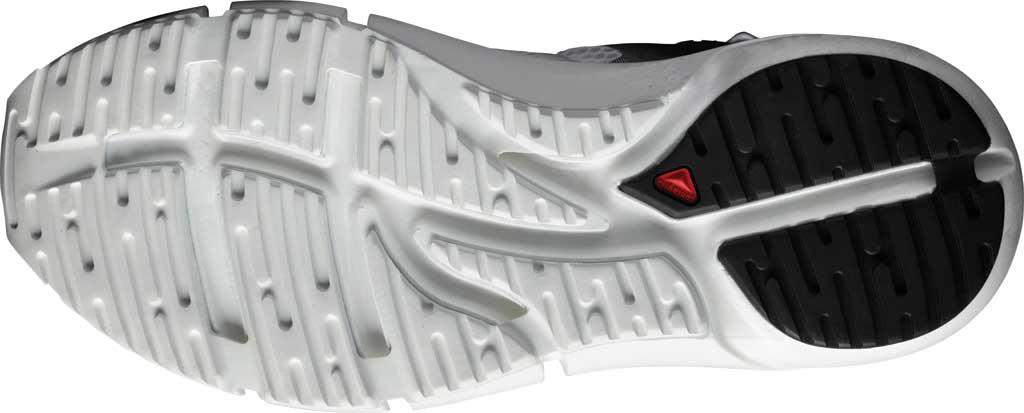 Women's Salomon Predict 2 Running Sneaker, White/Black/White, large, image 4