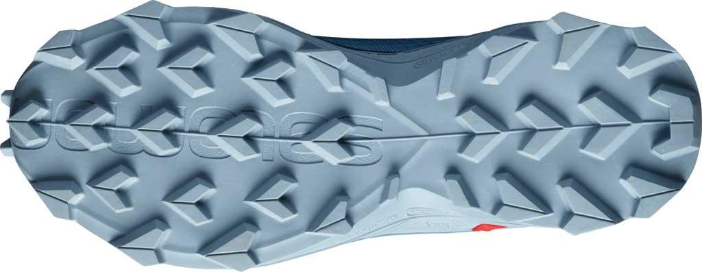 Women's Salomon Alphacross Blast GORE-TEX Trail Running Sneaker, Copen Blue/Navy Blazer/Ashley Blue, large, image 4