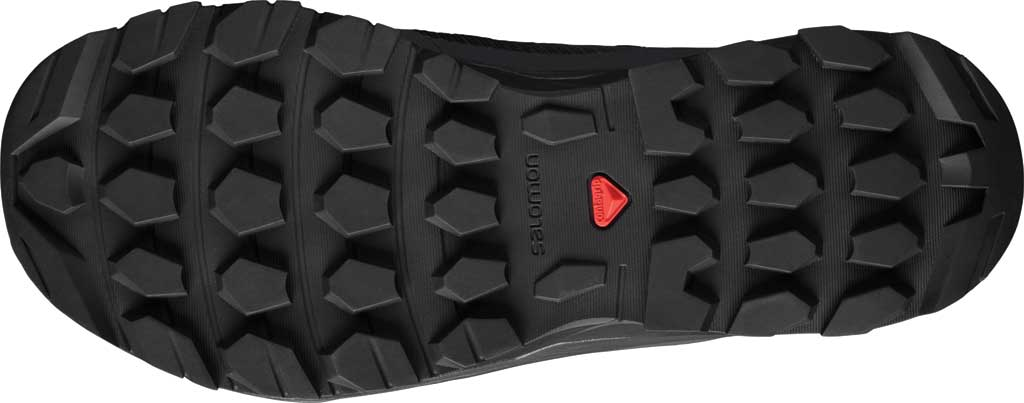 Women's Salomon Vaya Powder TS CS Waterproof Boot, Ebony/Stormy Weather/Black, large, image 4