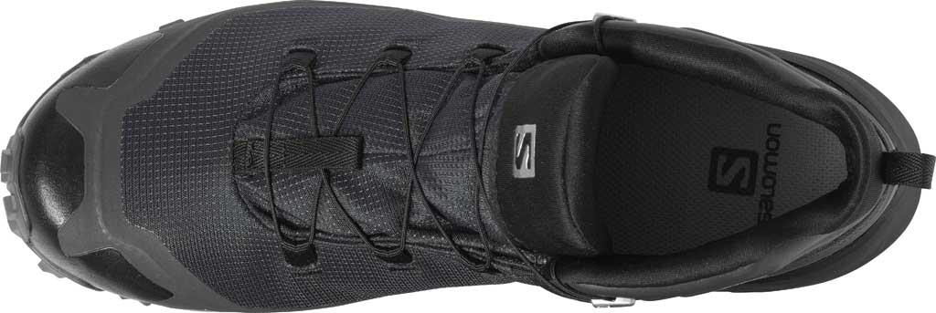 Men's Salomon Cross Hike Mid GORE-TEX Sneaker, Phantom/Black/Ebony, large, image 3