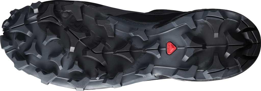 Men's Salomon Cross Hike Mid GORE-TEX Sneaker, Phantom/Black/Ebony, large, image 4