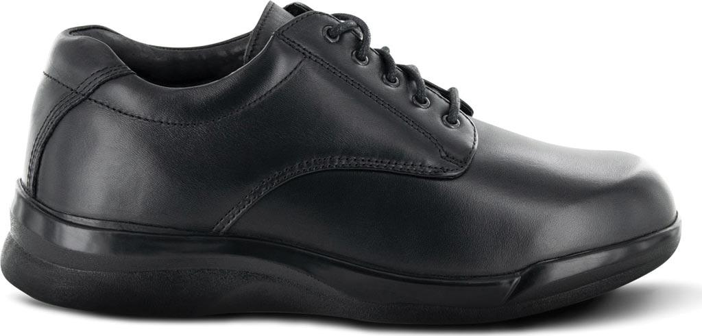 Men's Apex Ambulator Conform Oxford, Black Smooth Leather, large, image 2
