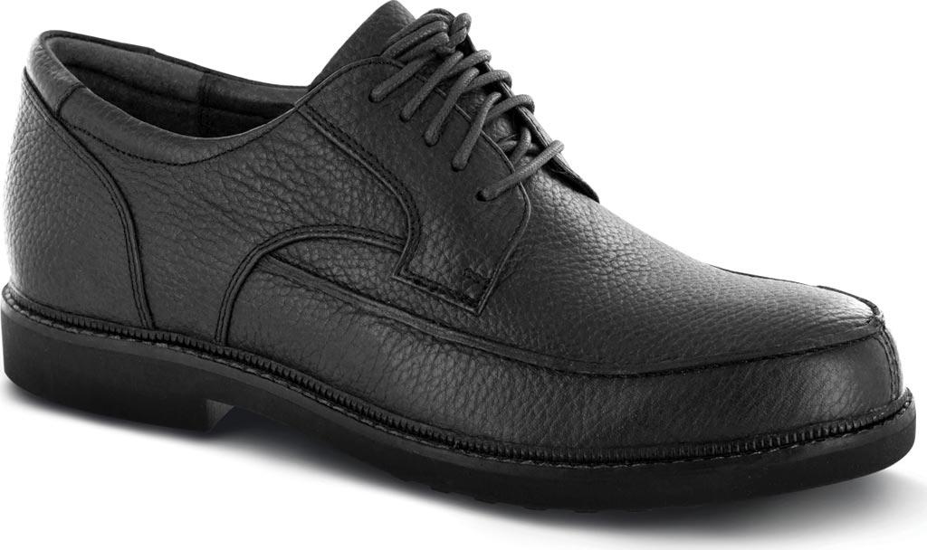 Men's Apex LT900 Oxford, Black Leather, large, image 1