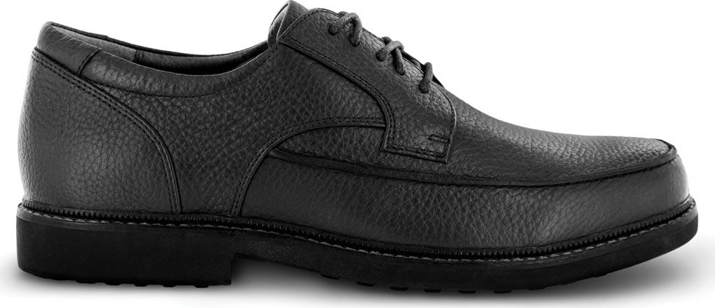 Men's Apex LT900 Oxford, Black Leather, large, image 2