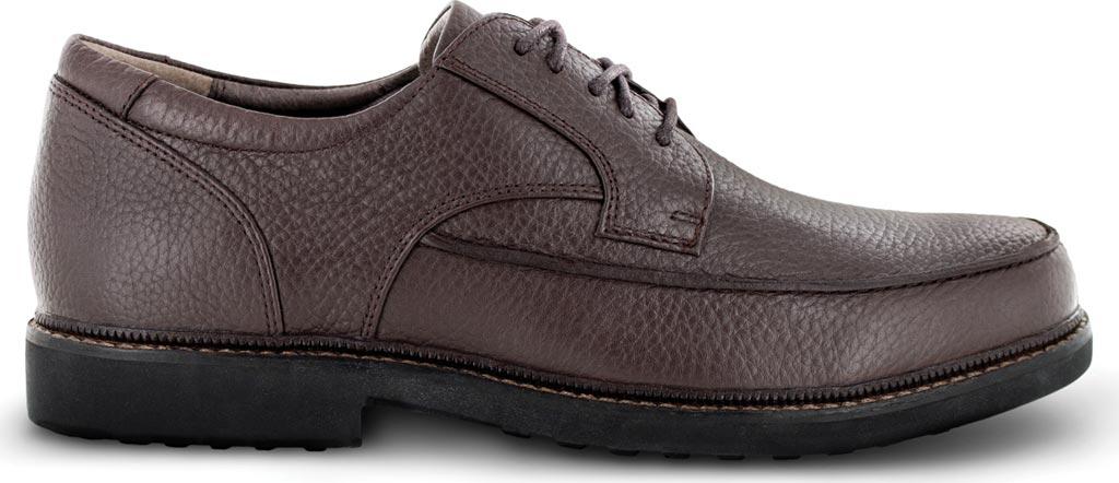 Men's Apex LT910 Oxford, Brown Leather, large, image 2