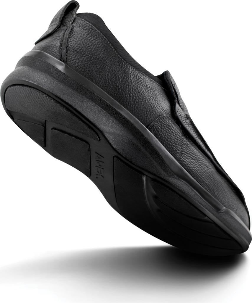 Men's Apex Ambulator Flip Open Moc, Black Leather, large, image 3