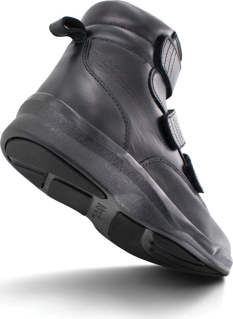 "Men's Apex 6"" Ambulator Biomechanical Triple Strap Boot, Black Leather, large, image 3"