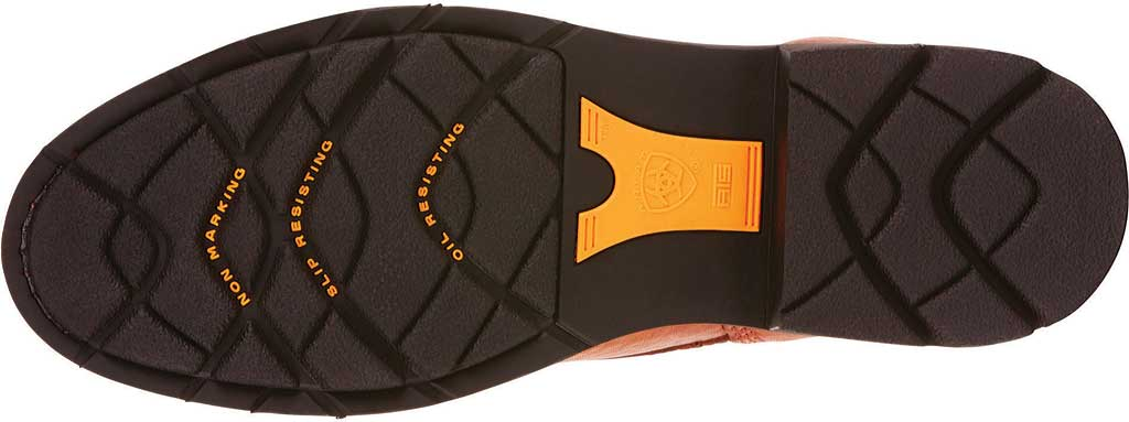 "Men's Ariat Cascade 8"" Steel Toe Boot, Sunshine Wildcat Full Grain Leather, large, image 5"