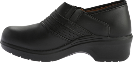 Women's Ariat Safety Clog, Black Full Grain Leather, large, image 3