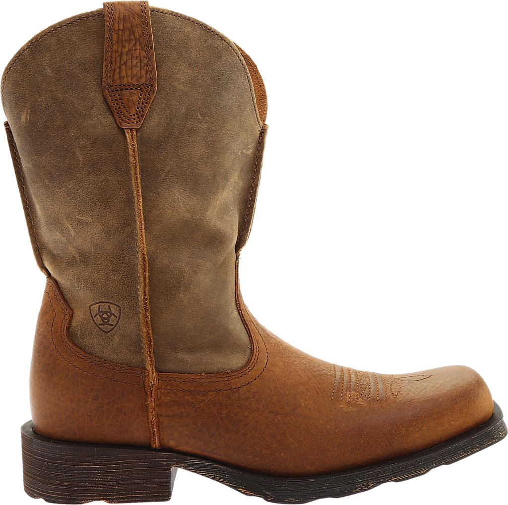 Men's Ariat Rambler Square Toe Boot, , large, image 2