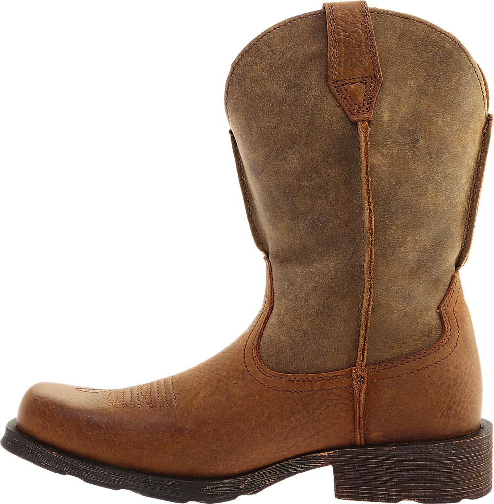 Men's Ariat Rambler Square Toe Boot, , large, image 3