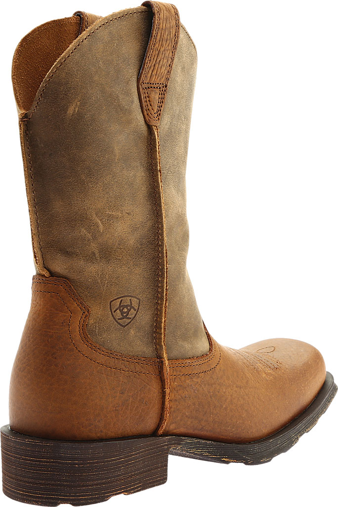 Men's Ariat Rambler Square Toe Boot, , large, image 4