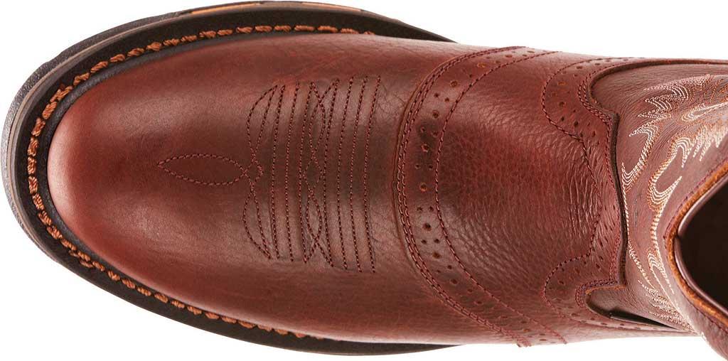 Men's Ariat Workhog Pull-On, , large, image 4