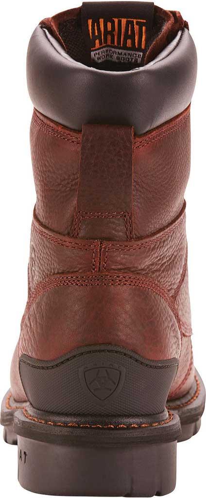 Men's Ariat Hermosa XR, Redwood Full Grain Leather, large, image 3