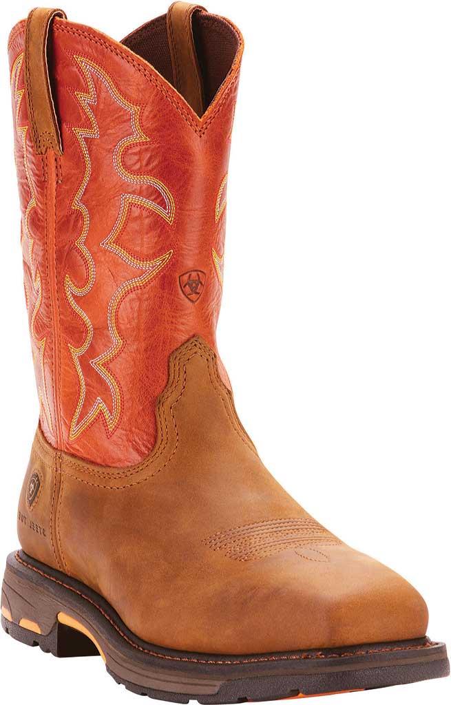 Men's Ariat Workhog™ Wide Square Steel Toe Boot, , large, image 1