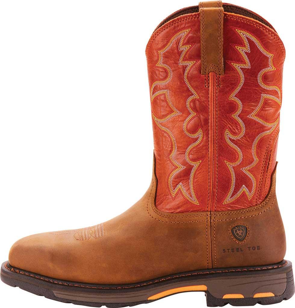 Men's Ariat Workhog™ Wide Square Steel Toe Boot, , large, image 2