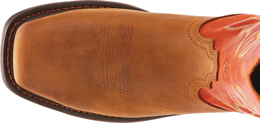 Men's Ariat Workhog™ Wide Square Steel Toe Boot, , large, image 4