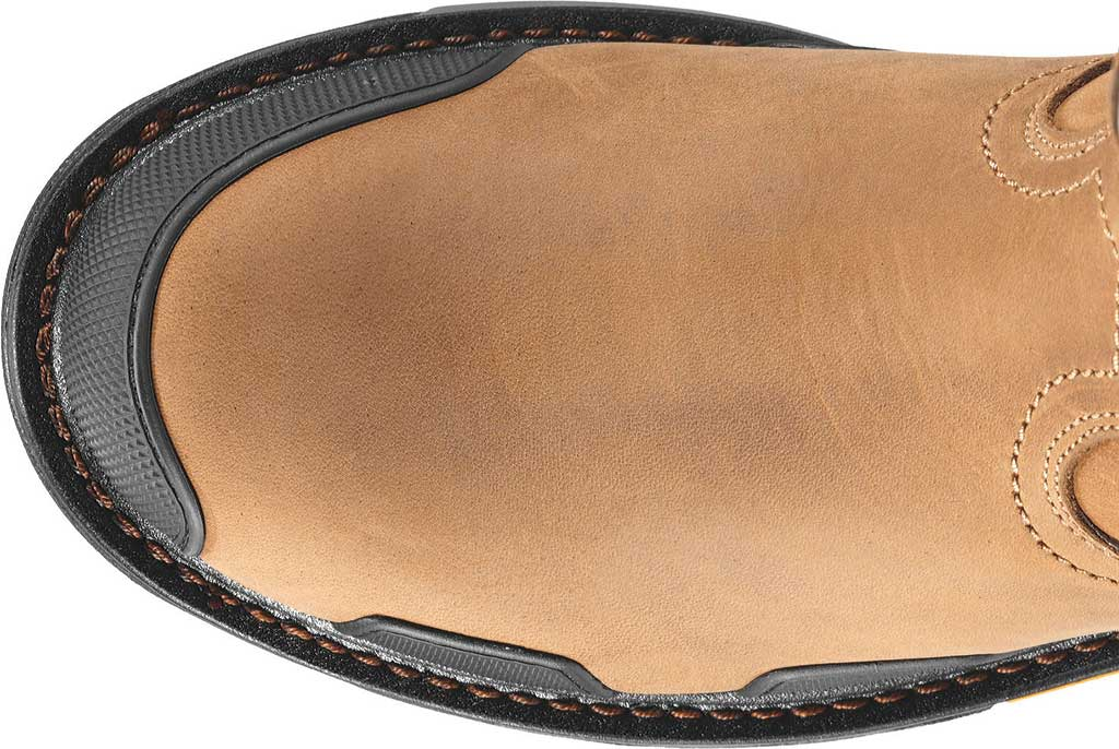 Men's Ariat OverDrive Pull-On H2O Composite Toe Boot, Dusted Brown Leather, large, image 3