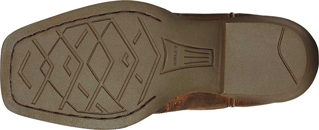 Boys' Ariat Roughstock, Distressed Brown/Black Full Grain Leather, large, image 5