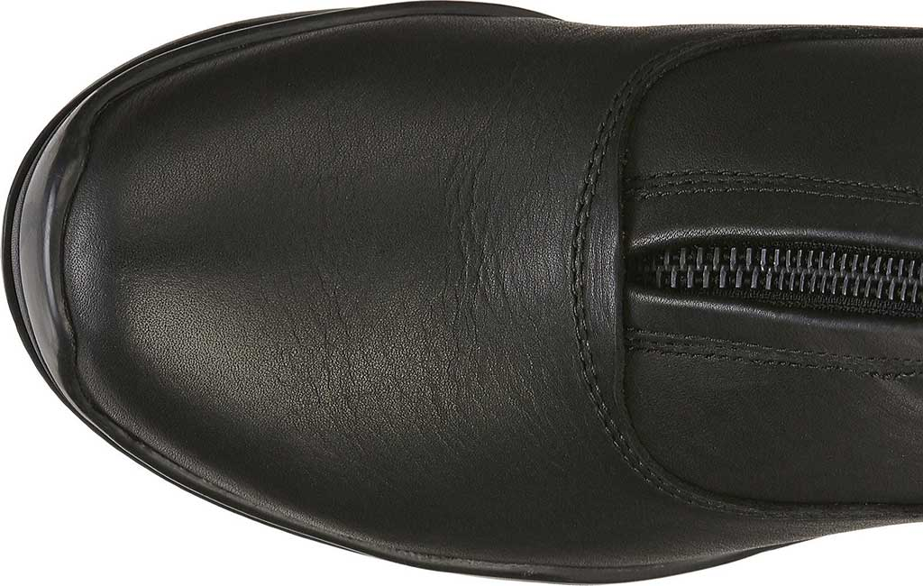 Children's Ariat Extreme Zip Paddock H2O Insulated Boot, Black Full Grain Leather, large, image 4