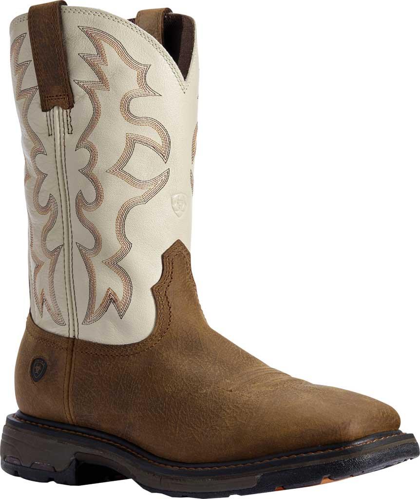 Men's Ariat Workhog Wide Square Toe Cowboy Boot, , large, image 1